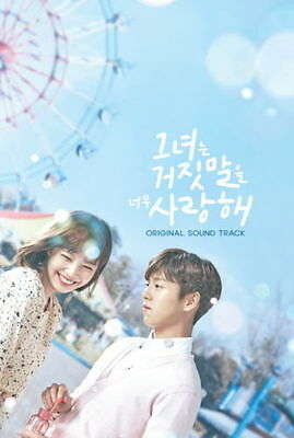 The Liar and His Lover OST (Korea tvN Drama O.S.T) [CD+Photobook...]