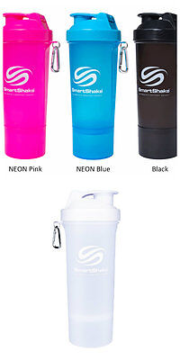 Mixer Shake Bottle SmartShake 500ml High Quality Ideal For Sports Supplements