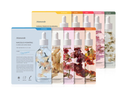 MAMONDE face mask sheet moisture flower pack Korean Cosmetics AMORE PACIFIC
