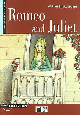 Romeo And Juliet. Con Cd Audio | 9788853006868 Shakespeare