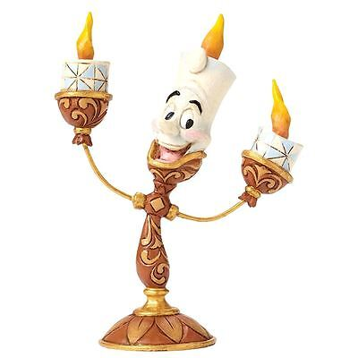 Officially Licensed Disney Beauty and The Beast Lumiere Ooh La La Figure