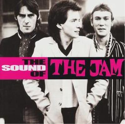 The Jam-The Sound of the Jam  CD NEW