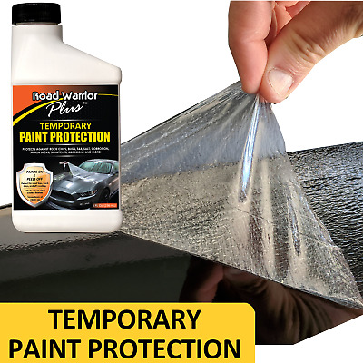 Clear Film Bra Paint Protection Coating Car Truck Scratch Chip Guard 8oz Kit