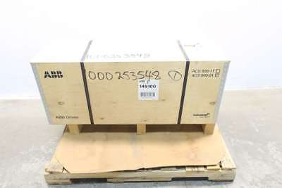 New Abb Acs800-U31-0100-5 100Hp 480V-Ac Ultra Low Harmonic Drive D561387