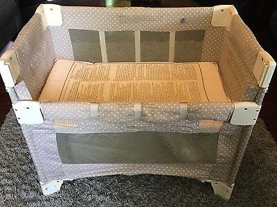 Arms Reach Co Sleeper Bassinet Baby Bed Co-sleeper