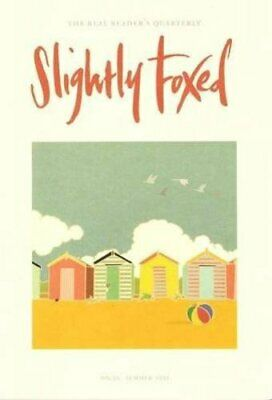 Slightly Foxed: No. 30: A Personal Landscape Paperback Book The Cheap Fast Free