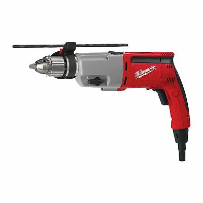 5387-20 Milwaukee Drill Hmr 1/2 8.5 Amp Dual Spd