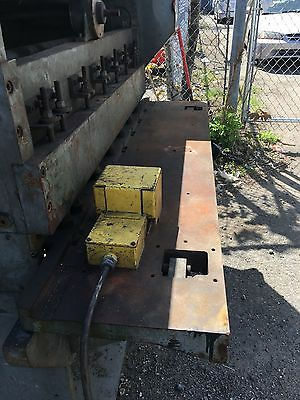 LODGE & SHIPLEY -- 10ga.4 FT. POWER SHEAR