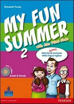 My Fun Summer With John Peter Sloan. Con Espansione Online. Per | 9788883390630