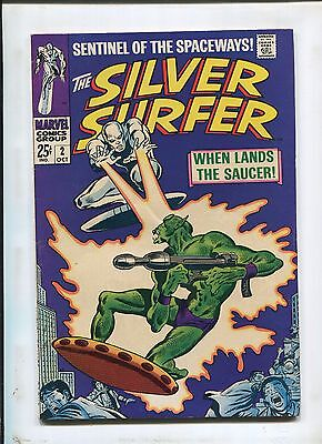 Silver Surfer #2 (7.0) First Appearance Of Badoon!