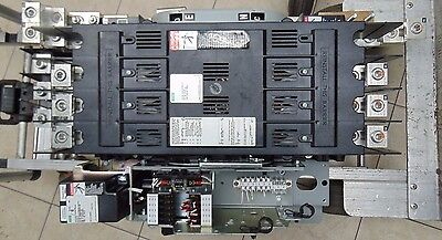 ASCO 600 AMP Transfer Switch 2 Pole Automatic ATS Series