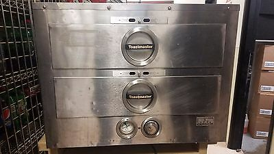 Toastmaster 3b82 2 Drawer Free-standing Warmer