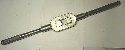 "VINTAGE GREENFIELD GTD No. 7 TAP WRENCH HANDLE 19"" LONG"