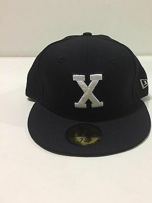 New Era Cuban Giants Fitted Negro League Cap New   Color Navy/white.