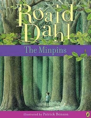 NEW The Minpins By Roald Dahl Paperback Free Shipping