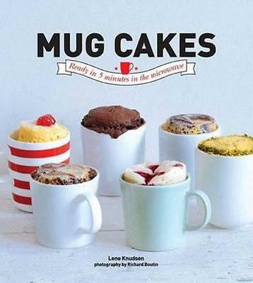 NEW Mug Cakes By Lene Knudsen Hardcover Free Shipping