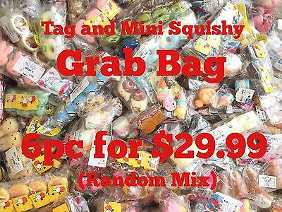 6pc Random Mix Squishes Licensed Squishy Only Worth $50 To $60 Limited Qty