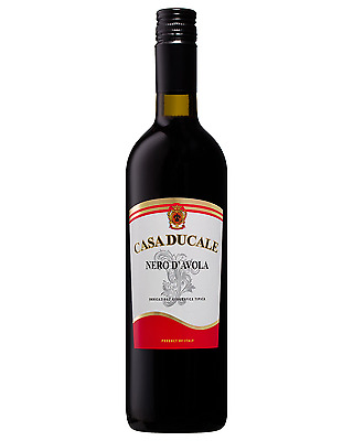 Casa Ducale Nero Davola bottle Red Blends Dry Red Wine Non Vintage 750mL