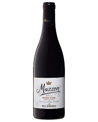 Nals Margreid Mazzon Pinot Noir 2011 case of 6 Dry Red Wine 750mL