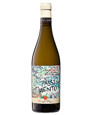 Pasqua Passione & Sentimento White 2015 case of 6 Garganega Dry White Wine 750mL