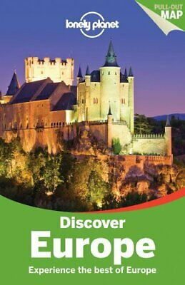 Lonely Planet Discover Europe: 3 (Travel Guide) by Williams, Nicola Book The