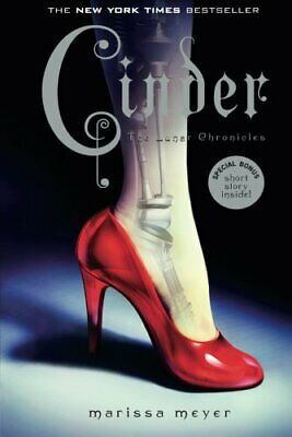 Cinder by Meyer, Marissa Book The Cheap Fast Free Post