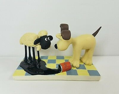 Wallace & Gromit A Close Shave Gromit Meets Shaun ~ New In Box