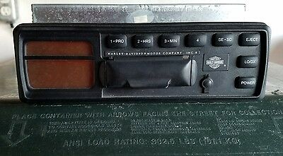 Harley Davidson Radio Cassette Am Fm Weather Band 40 Channel Cb  76146-98