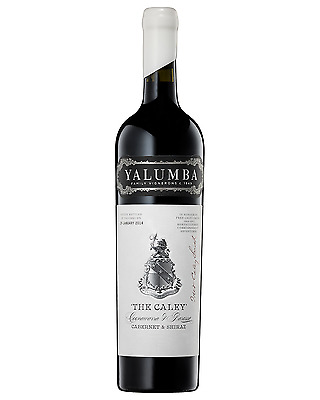Yalumba The Caley Cabernet Shiraz bottle Dry Red Wine 750mL Coonawarra & Barossa