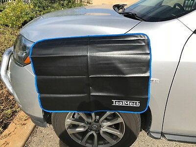 MAGNETIC FENDER COVER 790 x 590 MECHANICS PAINT PROTECTOR FREE DELIVERY
