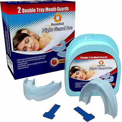 Mouth Guard For Teeth Grinding By NGP 2 Anti Snoring Devices To Prevent Bruxis