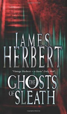 The Ghosts of Sleath by James Herbert (Paperback, 1995) New Book