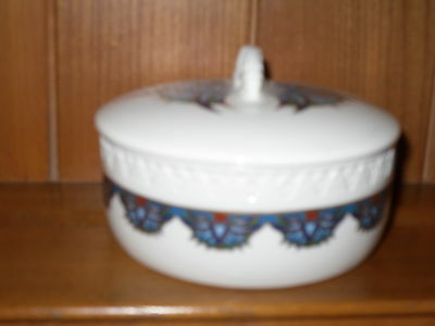 Elizabeth Arden - Treasures of the Pharaohs - Powder Bowl with Lid - Perfect
