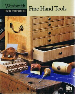 Woodsmith Custom Woodworking Fine Hand Tools Book The Cheap Fast Free Post