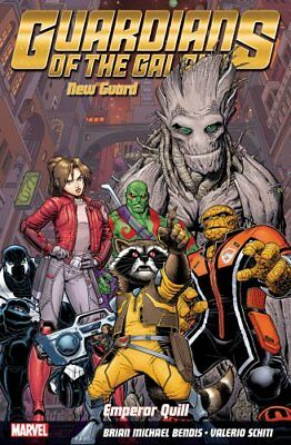Guardians of the Galaxy: New Guard Volume 1 - Emperor Quill 9781846537202