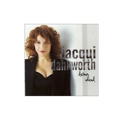 Jacqui Dankworth - Detour Ahead - Jacqui Dankworth CD IKVG The Cheap Fast Free