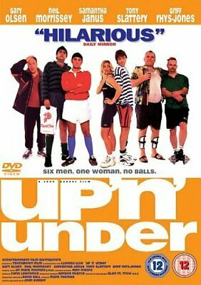 Up 'n' Under [DVD] - DVD  3IVG The Cheap Fast Free Post