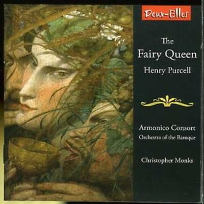 Henry Purcell : Fairy Queen, The (Armonico Consort) CD (2006) ***NEW***