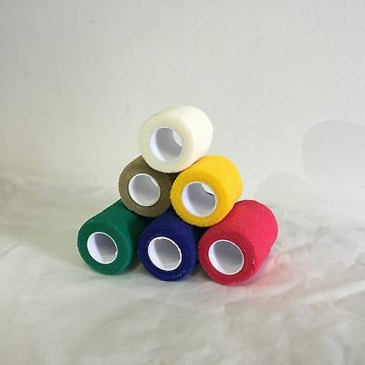 Steroplast Cohesive Support Bandage First Aid Injuries Medical Wraps Flexible