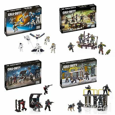 New Call Of Duty Jungle Rangers Or Icarus Troopers Sets & Figures COD Official