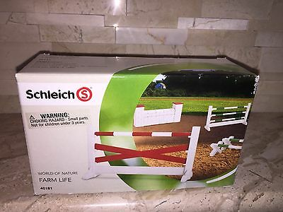 Schleich World Of Nature Farm Life Show Jumping Course 40181