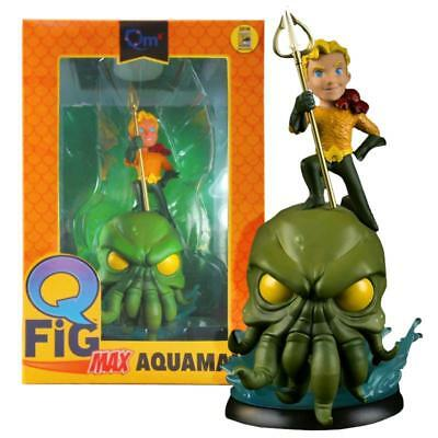 Aquaman & Cthulhu Q-Fig Max Figure Qmx Comic Con Exclusive Dc Collectible