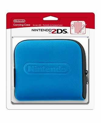 Nintendo 2DS: Custodia, Blu