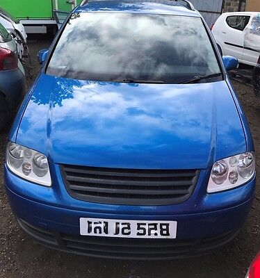 2006 Vw Touran S 1.9 Tdi  Breaking For Spares And Parts
