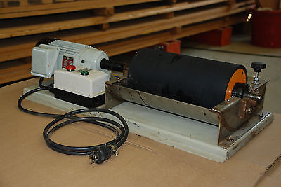 Glue Applicator - Glue - Glue Spreader Excellent Condition Used In One Man Shop