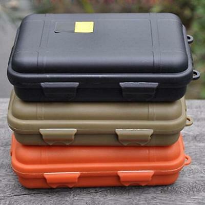 Airtight Plastic Fly Travel Waterproof Storage Box Container Case