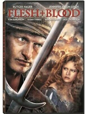 Flesh & Blood [New DVD] Repackaged, Subtitled, Widescreen