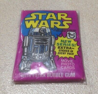 "1977 Topps ""Star Wars - Series 3"" - Wax Pack"