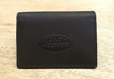 Mini Cooper logo Black Leather wallet credit card size licence ID holder vs933