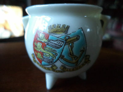 "A Piece Of Vintage Comm Ware For"" Hastings & St Leonards""-  By Gemma"